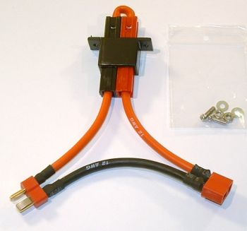 Arming Switch High Current with Deans