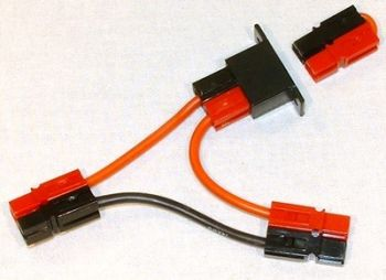 Arming Switch with Power Poles
