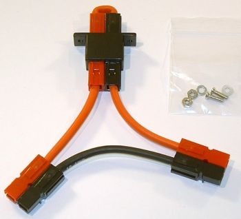 Arming Switch High Current with Power Poles