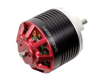 BadAss 3520-650Kv Brushless Motor