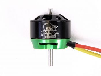 Cobra C-2208/20 2000Kv Brushless Motor