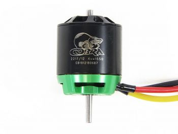 Cobra C-2217/12 1550Kv Brushless Motor