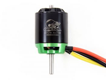 Cobra C-2221/10 1500Kv Brushless Motor