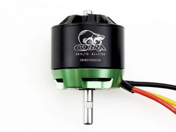 Cobra C-2814/10 1700Kv Brushless Motor