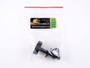 Cobra Parts - Bolt-On Prop Adapter - 28mm Extra Long 3-Hole