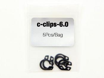 Cobra C-Clip Kit 6.0mm