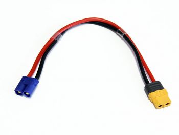 Charge Harness Cable, XT60 Female to EC3 Male