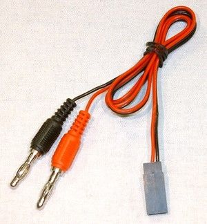Charge Harness for Hitec/JR Rx