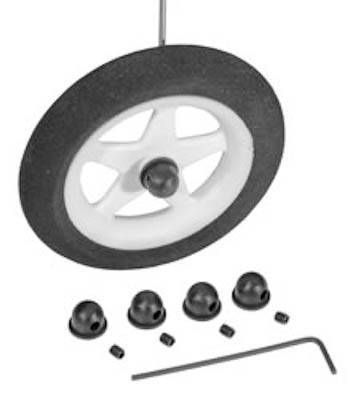 DuBro 1.5mm Micro Wheel Collars