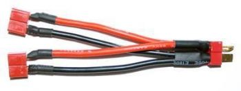 Battery Harness T-Plug Parallel ESC