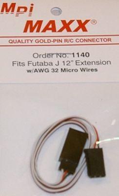 MPI Futaba J Micro Extension 12-in