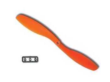 GemFan  8x4.5 Reverse Rotation - Orange