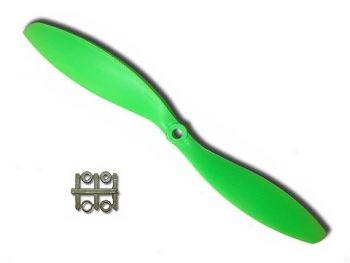 GemFan  9x4.7 Reverse Rotation - Green