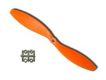 GemFan  9x4.7 Reverse Rotation - Orange