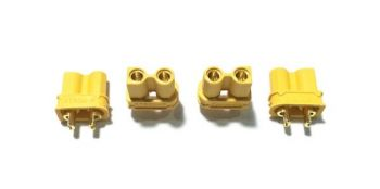 Hyperion XT30 Upgraded Female Connectors - 4pcs
