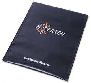 Hyperion LiPo Protective Bag - Small 28cm x 18cm