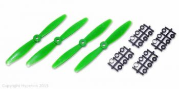 Hyperion 6x4 Bullnose Prop Set 2CW 2CCW - Green