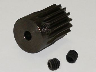 Hyperion 3.2mm MOD .5 Steel Pinion Gear - 15-Tooth