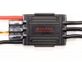 BadAss Renegade Series Brushless ESC, 125A