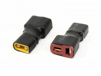 Battery Adapter - XT30 Male to T-Plug Female